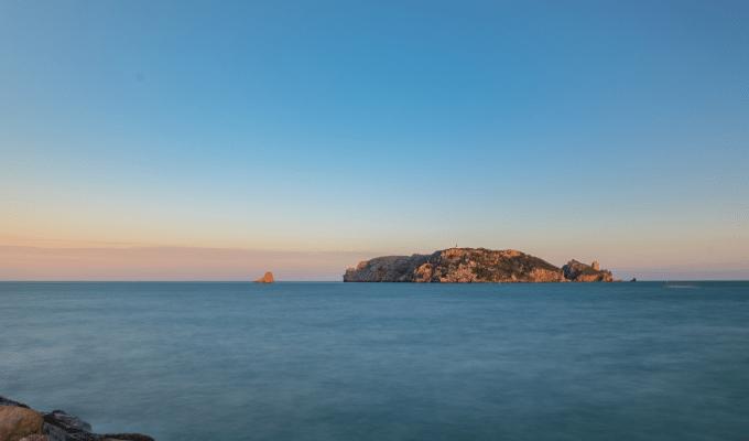 Formulari Donació amb imatge de les Illes Medes Costa Brava