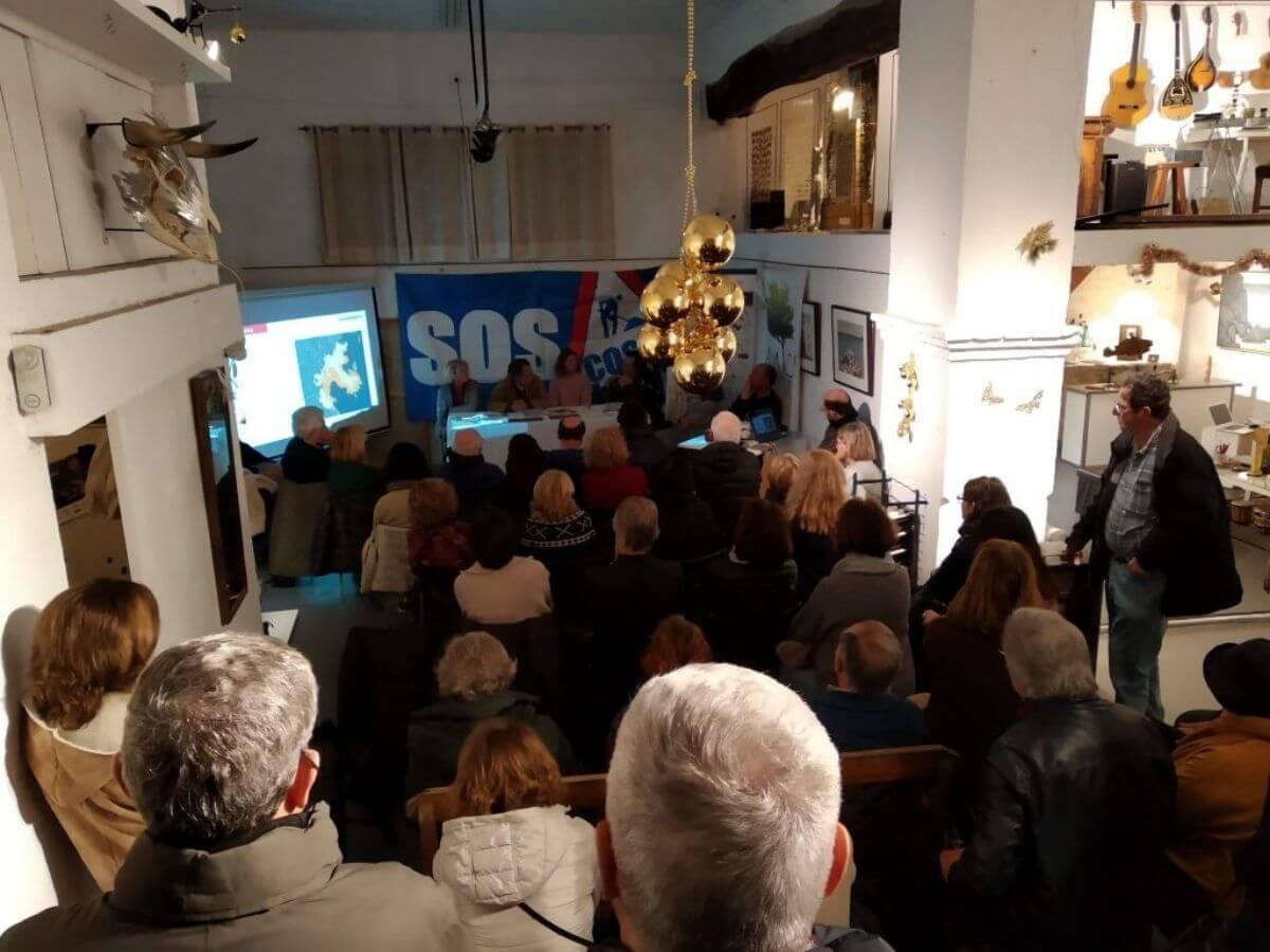1a Assemblea oberta de SOS Costa Brava