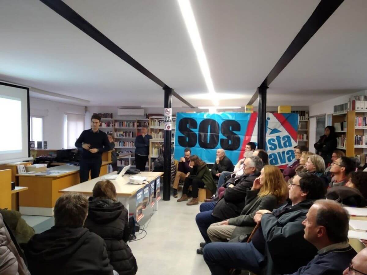 Campanyes SOS Costa Brava