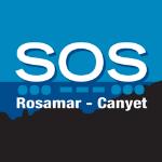 Logotip SOS Rosamar - Canyet